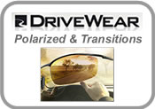 Drivewear Polarized Transitions Sunglass Lenses