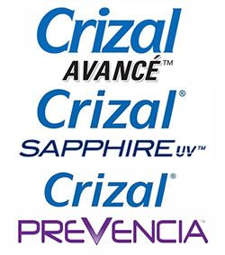 Crizal Anti Glare Lens Coatings