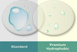 Standard versus premium Anti Glare Anti Reflective Coatings