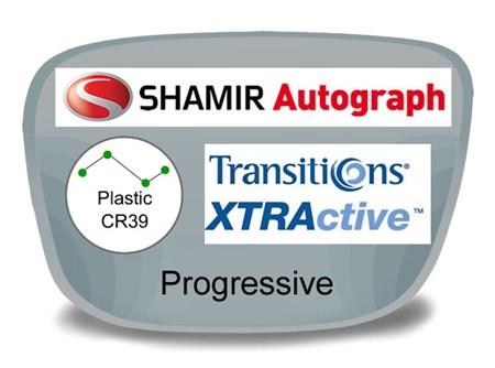 5a18c4ea52 Shamir Autograph Digital (HD) Progressive Plastic Transitions ...