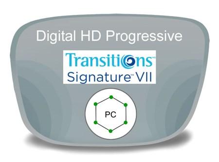 69b26ea7ec Digital (HD) Progressive Polycarbonate Transitions Signature VII ...